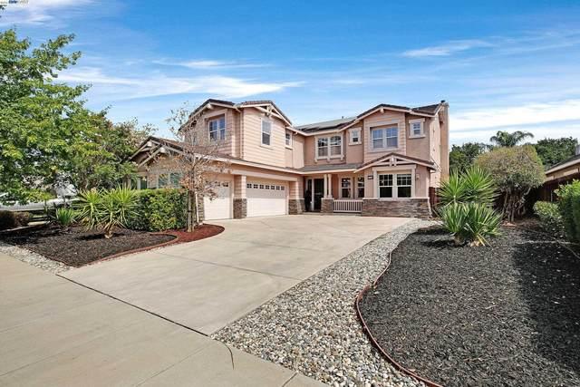 1764 La Pergola Dr, Brentwood, CA 94513 (#BE40966661) :: Strock Real Estate