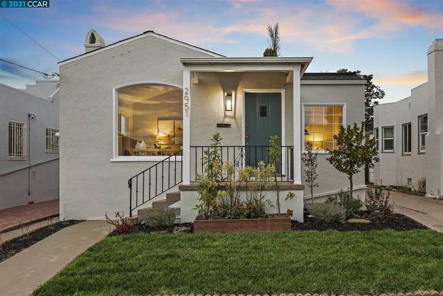 2951 62Nd Ave, Oakland, CA 94605 (#CC40966670) :: Schneider Estates
