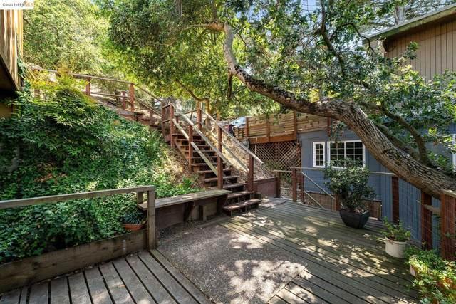 6515 Snake Road, Oakland, CA 94611 (#EB40966694) :: Schneider Estates