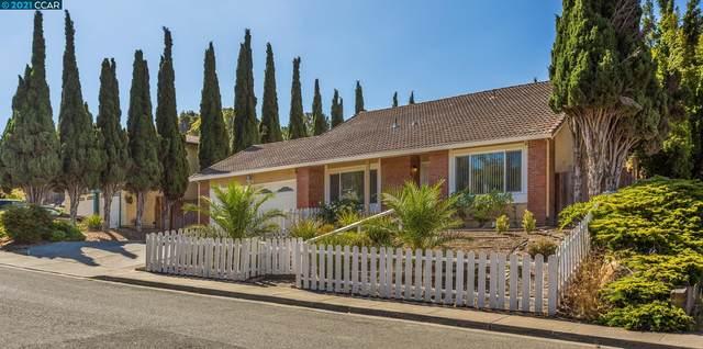 275 Regents Park Dr, Vallejo, CA 94591 (#CC40966730) :: Strock Real Estate