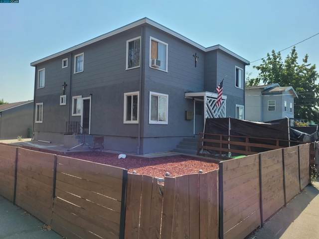 9100 D Street, Oakland, CA 94603 (#CC40966788) :: Strock Real Estate
