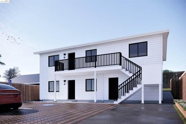 4631 Congress Ave, Oakland, CA 94601 (#EB40966808) :: The Sean Cooper Real Estate Group