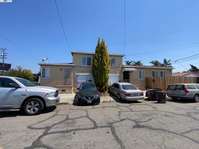 10500 Pontiac St, Oakland, CA 94603 (#BE40966822) :: Strock Real Estate