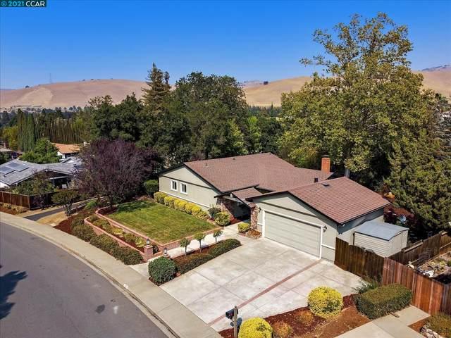 321 Mt Washington Way, Clayton, CA 94517 (#CC40966870) :: Strock Real Estate