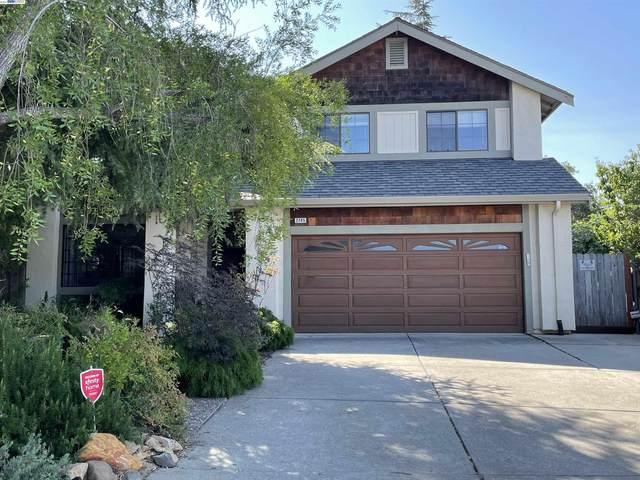 2745 Colony View Place, Hayward, CA 94541 (#BE40966882) :: Robert Balina   Synergize Realty