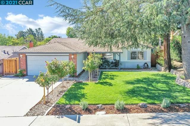 1448 Rolling Hill Way, Martinez, CA 94553 (#CC40966896) :: Alex Brant