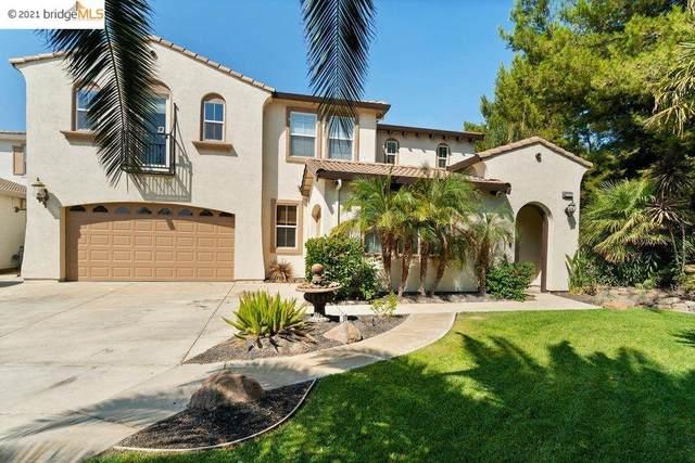 5183 Fern Ridge Cir, Discovery Bay, CA 94505 (#EB40966902) :: Schneider Estates