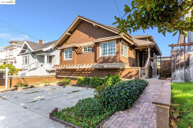 640 55th St, Oakland, CA 94609 (#EB40966913) :: The Kulda Real Estate Group