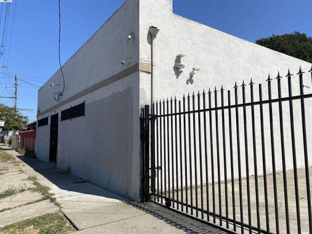 220 S 6Th St, Richmond, CA 94804 (#BE40966923) :: The Kulda Real Estate Group