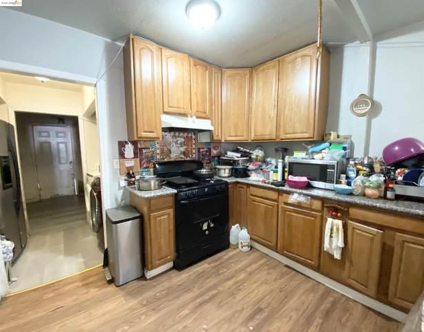 680 4th Street, Richmond, CA 94801 (#EB40966945) :: Strock Real Estate