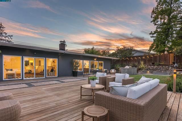116 Scenic Dr, Orinda, CA 94563 (#CC40966947) :: Strock Real Estate