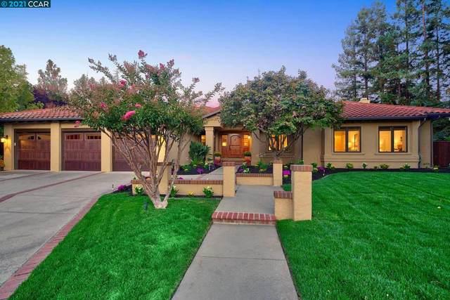 40 Grandview Ct, Danville, CA 94506 (#CC40966948) :: Intero Real Estate