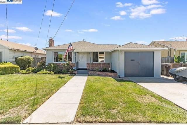 560 Doane St, San Lorenzo, CA 94580 (#BE40966949) :: Strock Real Estate