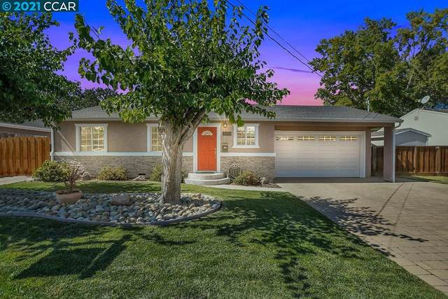 860 Jeffry Dr, Pleasant Hill, CA 94523 (#CC40966951) :: Strock Real Estate