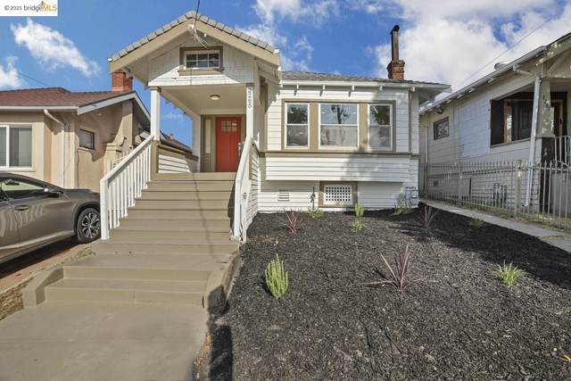 2265 39Th Ave, Oakland, CA 94601 (#EB40966957) :: Real Estate Experts