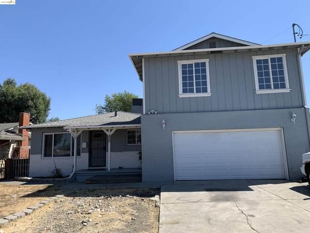 2201 Field St., Antioch, CA 94509 (#EB40966981) :: Strock Real Estate