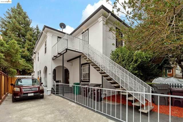 341 Alcatraz Ave, Oakland, CA 94618 (#EB40966997) :: Real Estate Experts