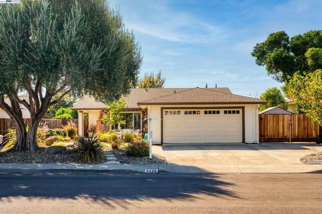 5439 Theresa Way, Livermore, CA 94550 (#BE40967018) :: Intero Real Estate