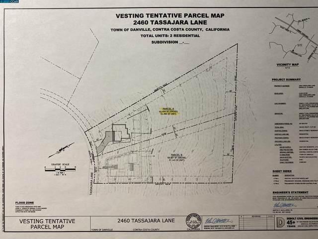 2460 Tassajara Lane Lot A, Danville, CA 94526 (#CC40967026) :: Intero Real Estate