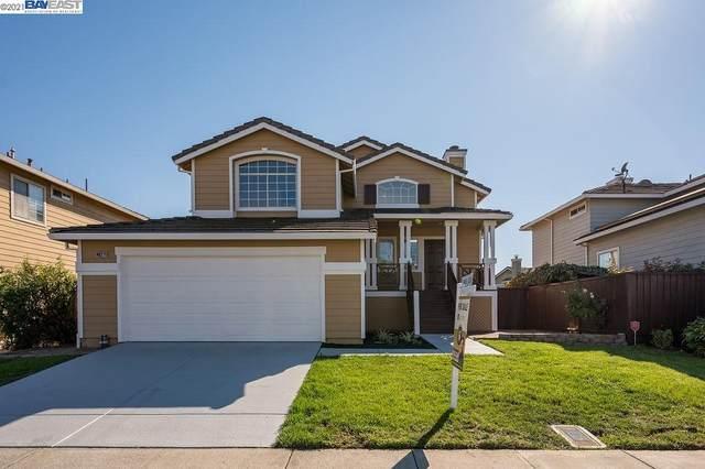 40271 Strawflower Way, Fremont, CA 94538 (#BE40967035) :: Schneider Estates