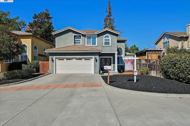 24257 Ridgecreek Lane, Hayward, CA 94541 (#BE40967047) :: Robert Balina   Synergize Realty