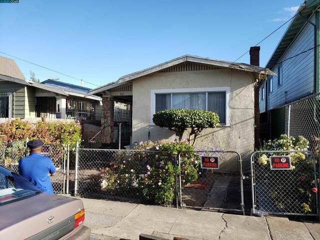 818 Pennsylvania, Richmond, CA 94801 (#CC40967049) :: Intero Real Estate