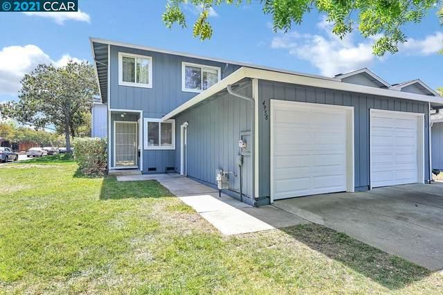 4958 Boxer Blvd, Concord, CA 94521 (#CC40967055) :: Strock Real Estate