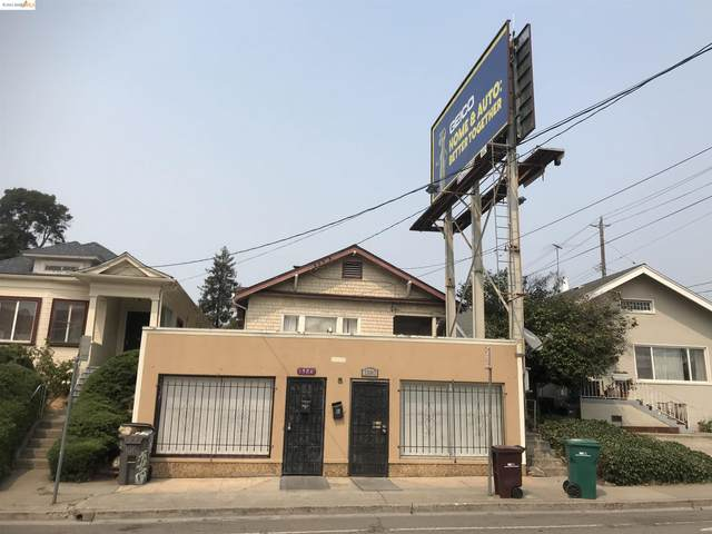 1582 Macarthur Blvd, Oakland, CA 94602 (#EB40967061) :: The Sean Cooper Real Estate Group