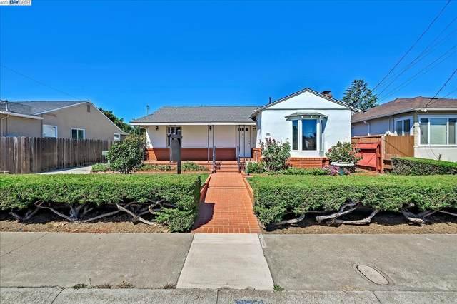 934 Dillo St, San Leandro, CA 94578 (#BE40967062) :: Schneider Estates