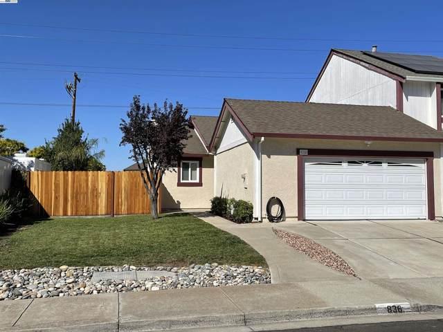 836 Bellflower St, Livermore, CA 94551 (#BE40967086) :: Strock Real Estate
