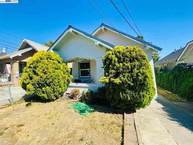 2056 40Th Ave, Oakland, CA 94601 (#BE40967090) :: Robert Balina | Synergize Realty