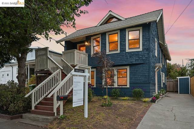 2437 Edwards St, Berkeley, CA 94702 (#EB40967095) :: The Kulda Real Estate Group