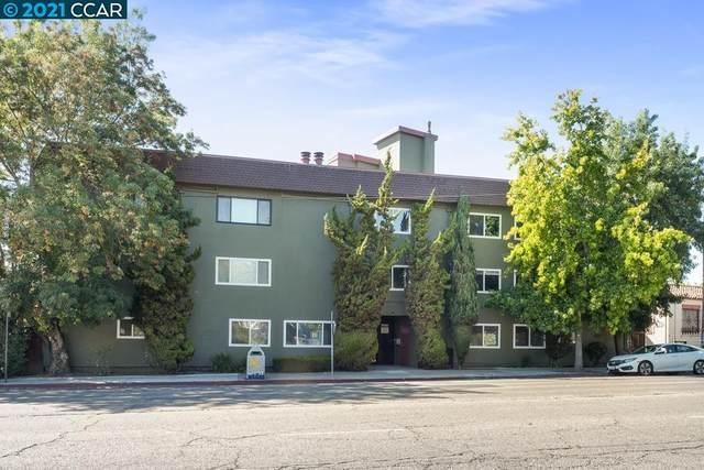 6211 Telegraph Ave 21, Oakland, CA 94609 (#CC40967098) :: Schneider Estates