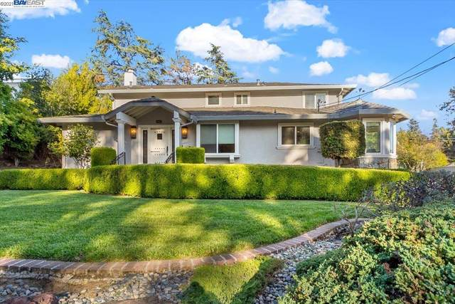 18684 Vineyard Rd, Castro Valley, CA 94546 (#BE40967097) :: Robert Balina | Synergize Realty