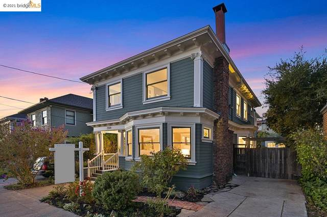 2519 Derby, Berkeley, CA 94705 (#EB40967100) :: The Kulda Real Estate Group