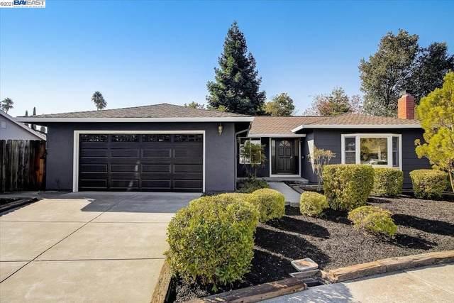 2017 Huntridge Ct, Martinez, CA 94553 (#BE40967101) :: Strock Real Estate