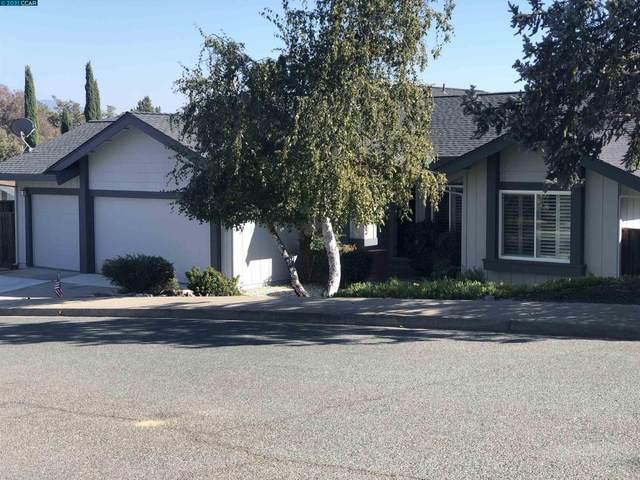 703 Falls Ct, Pleasant Hill, CA 94523 (#CC40967109) :: Intero Real Estate
