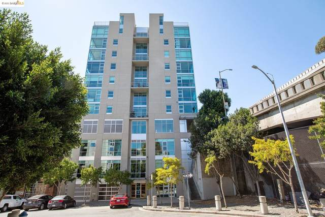 301 Bryant St 703, San Francisco, CA 94107 (#EB40967132) :: Live Play Silicon Valley