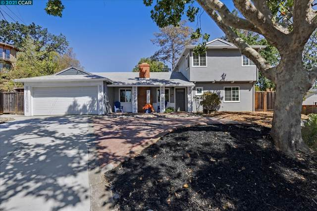 400 Doulton Ct, Pleasant Hill, CA 94523 (#CC40967137) :: Paymon Real Estate Group