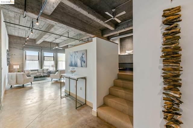 201 4th St 407, Oakland, CA 94607 (#EB40967163) :: The Sean Cooper Real Estate Group