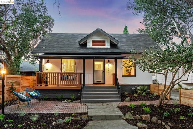 5343 Lawton Ave, Oakland, CA 94618 (#EB40967179) :: Real Estate Experts
