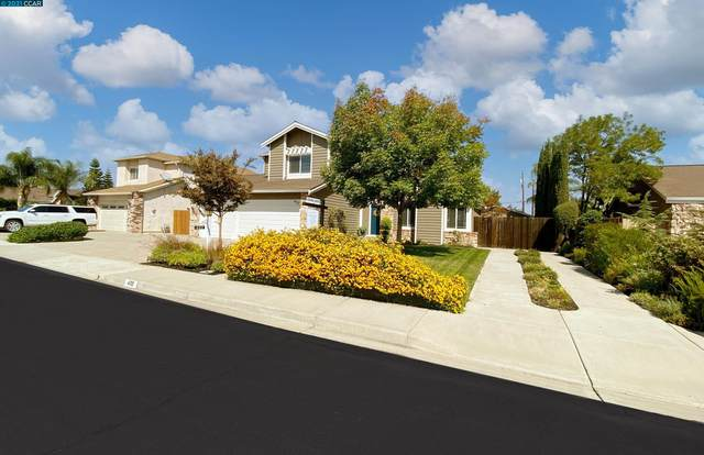 432 Hazelnut Dr, Oakley, CA 94561 (#CC40967178) :: The Goss Real Estate Group, Keller Williams Bay Area Estates