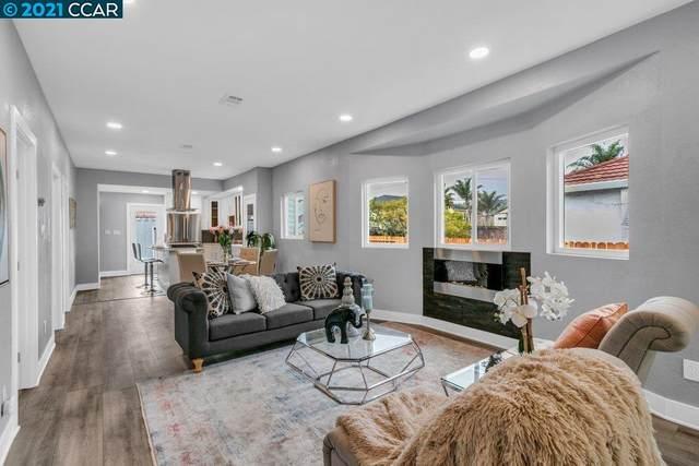 4609 Nevin Ave, Richmond, CA 94805 (#CC40967214) :: Schneider Estates