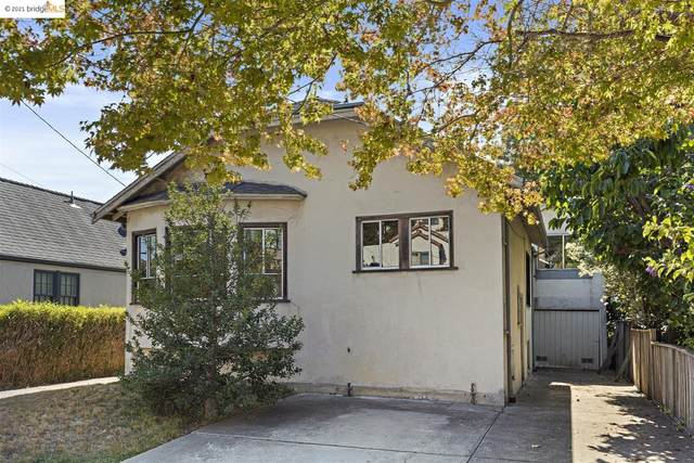 858 Santa Barbara Rd, Berkeley, CA 94707 (#EB40967230) :: The Kulda Real Estate Group