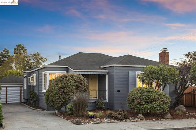 3010 Roosevelt Ave, Richmond, CA 94804 (#EB40967246) :: Schneider Estates
