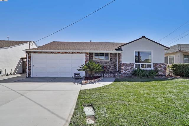 1644 Beechwood Ave, San Leandro, CA 94579 (#BE40967262) :: The Goss Real Estate Group, Keller Williams Bay Area Estates