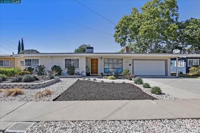 2701 Mayfair Ave, Concord, CA 94520 (#CC40967261) :: Intero Real Estate