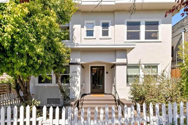 2641 Webster St 2, Berkeley, CA 94705 (#EB40967265) :: Paymon Real Estate Group