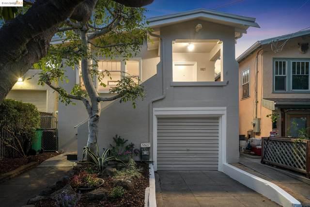 5527 Marshall St, Oakland, CA 94608 (#EB40967303) :: The Goss Real Estate Group, Keller Williams Bay Area Estates