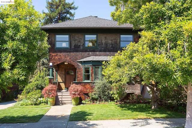565 Montclair Aveue, Oakland, CA 94606 (#EB40967335) :: Strock Real Estate